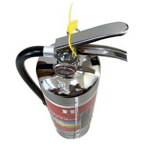 3型手提式蓄壓式機械泡沫滅火器